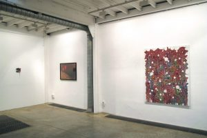 """""""Peinture, Arsenic Et Vieilles Dentelles"""", Galerie Les Filles Du Calvaire, Paris, 2014"""