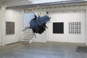 """Posturale Attitude"", Galerie Les Filles Du Calvaire, Paris, 2007"