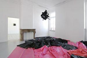 """""""Sans Repentir"""", Galerie Les Filles Du Calvaire, Bruxelles, 2009"""
